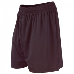 PE Football Shorts - Black