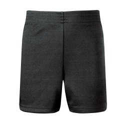 PE Shorts - Bowden, Black