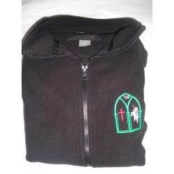 Fleece with Embroidered Logo Girl/Boy
