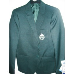 EMBROIDERED Therfield Banner Viscount Blazer