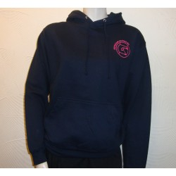 Hawks Hoody with Embroidered Logo