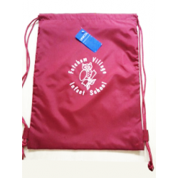 Fetcham Village PE bag with Printed Logo