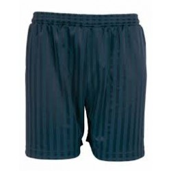 Navy Football Shorts