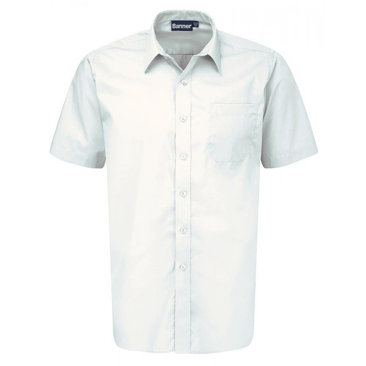 Boys School Shirts Short Sleeve