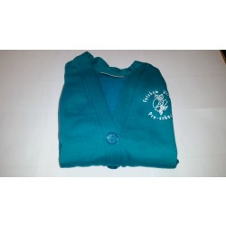 Fetcham Village Pre-School Cardigan with Logo