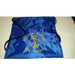 Fetcham Village Pre-School Bag with Logo