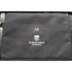 St John's Leatherhead Laptop Case