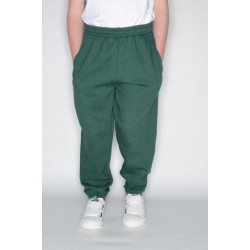 Jogging Bottoms - Bottle Green