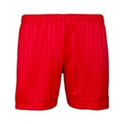 PE Shorts - Shadow Stripe, Red