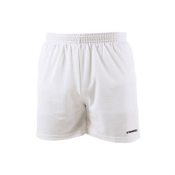 Mitre White Metric Shorts