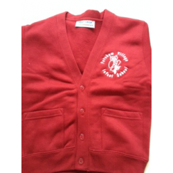 Fetcham Village Embroidered Cardigan