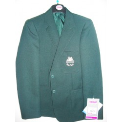 EMBROIDERED Therfield Banner Vicount Blazer