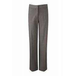 Senior Girls Grey Trousers