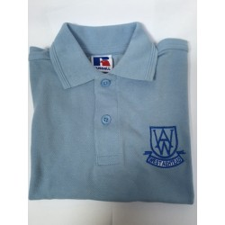 West Ashtead Polo Shirts with logo