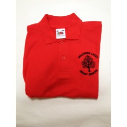 Boys/Girls EMBROIDERED LOGO Polo shirt