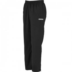 Mitre Black Tracksuit Bottoms