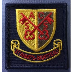 St Anne's Blazer Badge