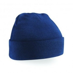 Navy Woolen Hat
